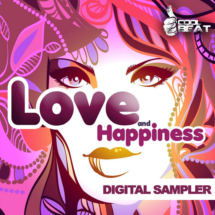 VARIOUS - Love & Happiness Digital Sampler