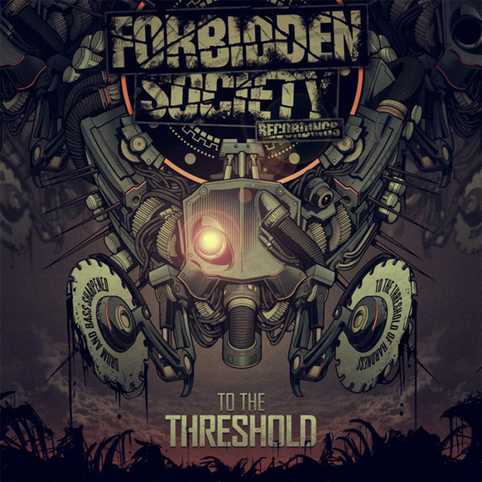 FORBIDDEN SOCIETY/VARIOUS - To The Threshold
