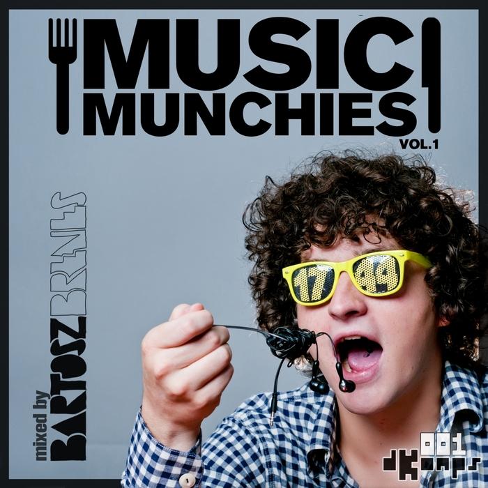 BARTOSZ BRENES/VARIOUS - Music Munchies Vol 1
