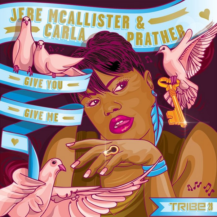 MCALLISTER, Jere/CARLA PRATHER - Give You Give Me