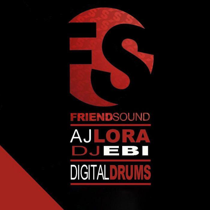 AJ LORA/DJ EBI - Digital Drums