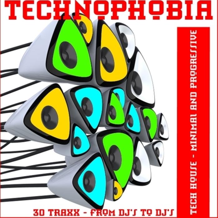 VARIOUS - Technophobia