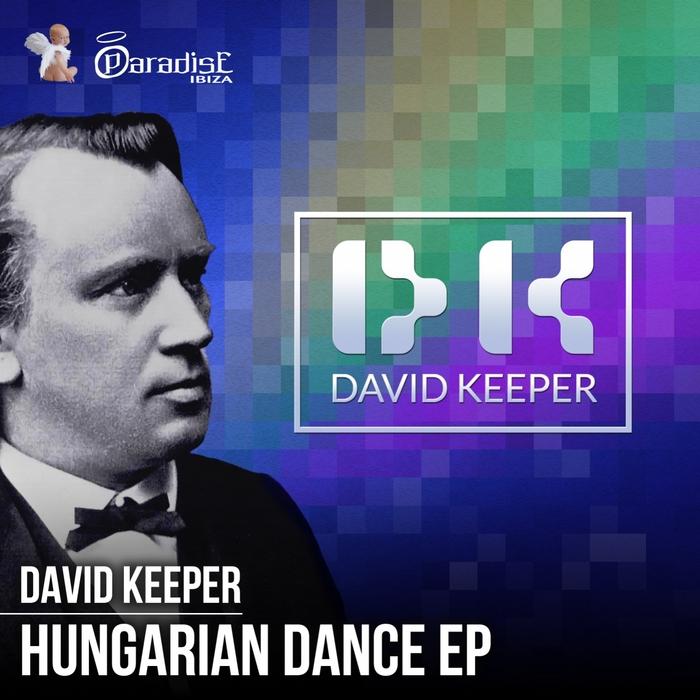 KEEPER, David - Hungarian Dance EP
