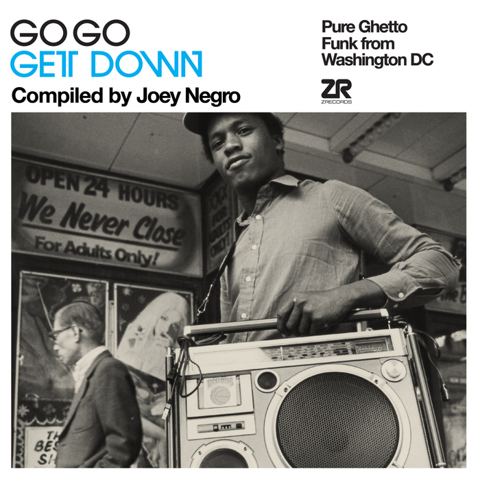 VARIOUS - Go Go Get Down Compiled By Joey Negro