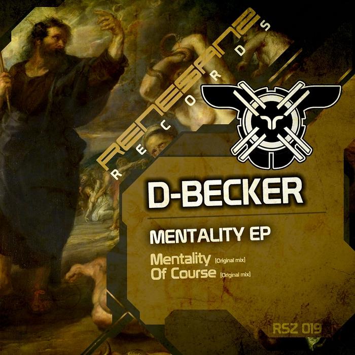 D-BECKER - Mentality EP
