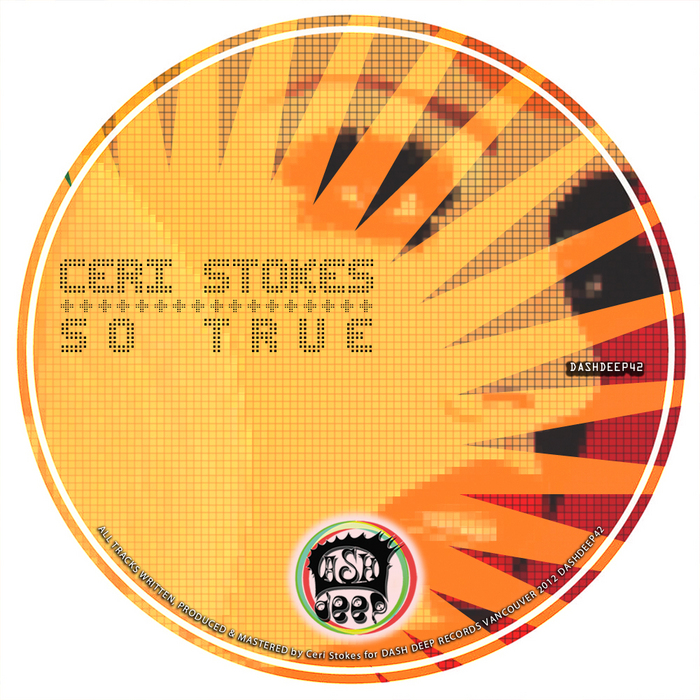 CERI STOKES - So True