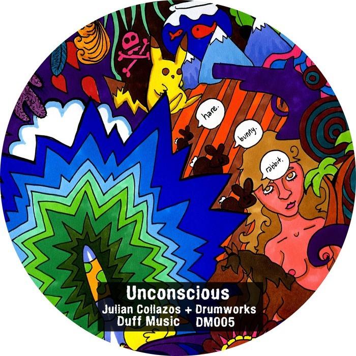 COLLAZOS, Julian - Unconscious Remix