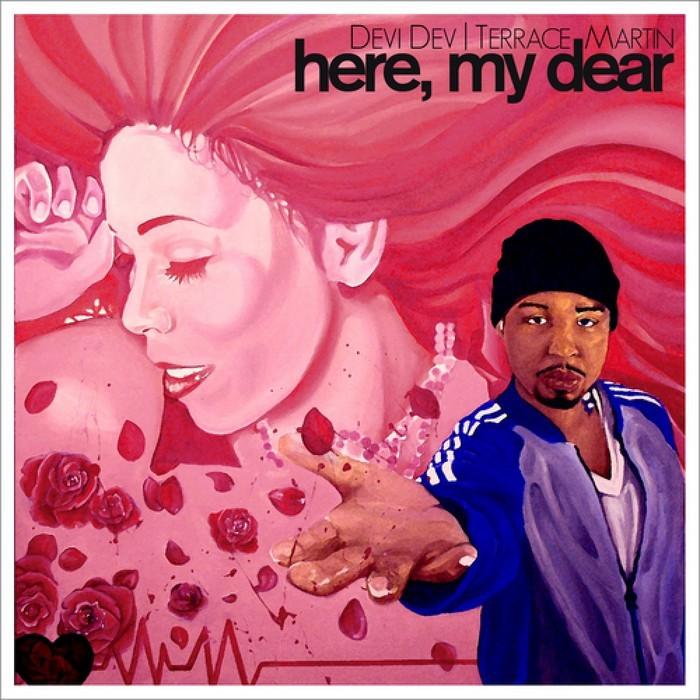MARTIN, Terrace - Here My Dear