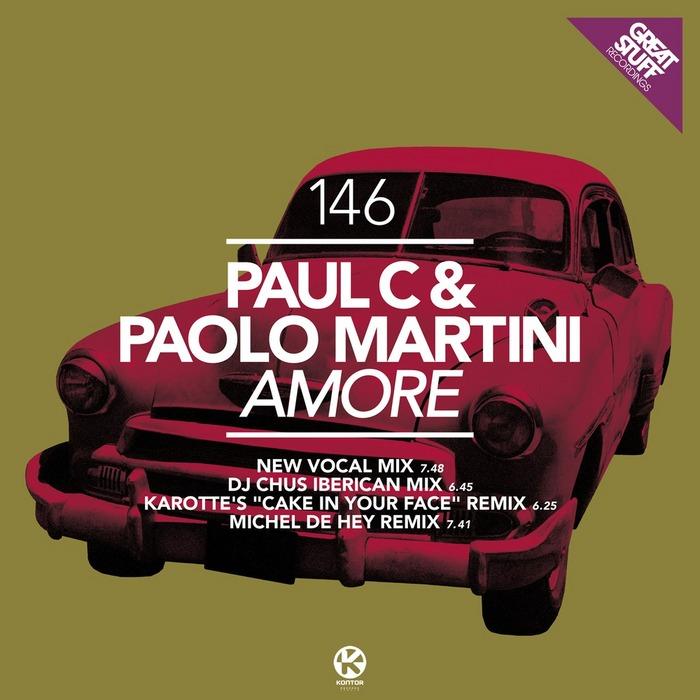 PAUL C/PAOLO MARTINI - Amore