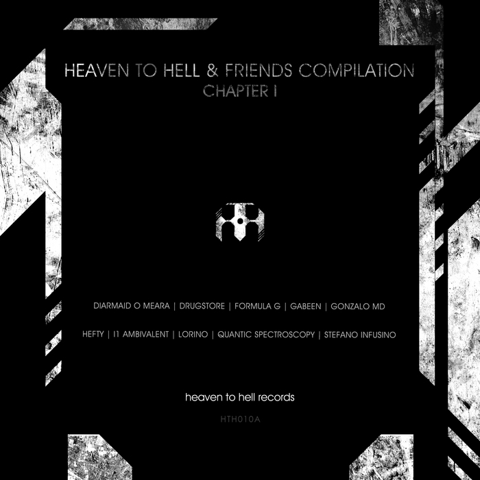 VARIOUS - Heaven To Hell & Friends: Chapter A