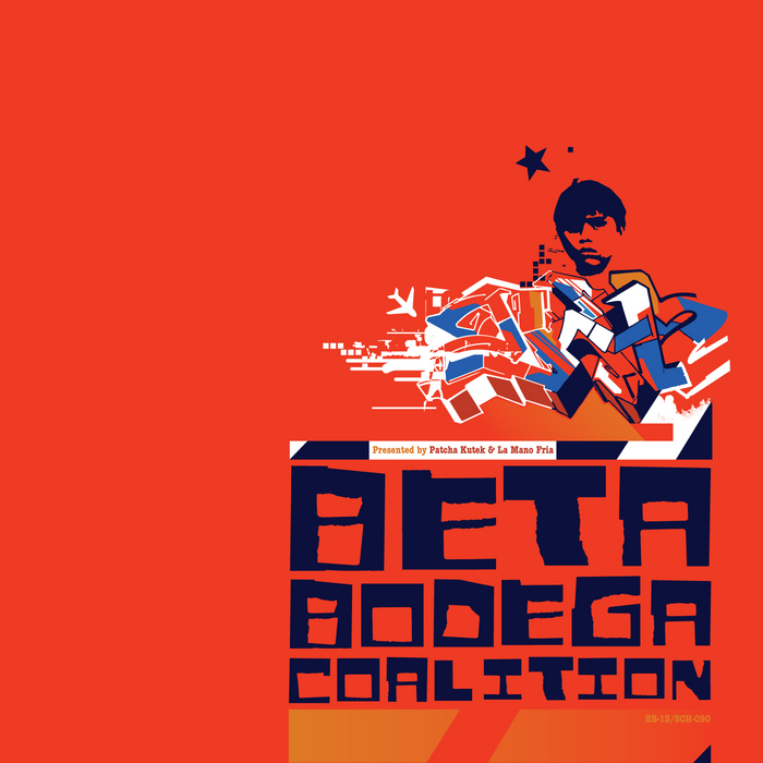VARIOUS - Beta Bodega Coalition 2K12