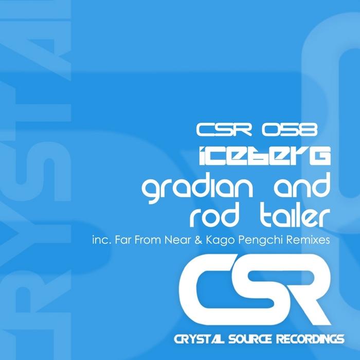 GRADIAN/ROD TAILER - Iceberg