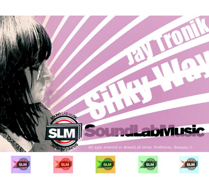 JAY TRONIK - Silky Way EP