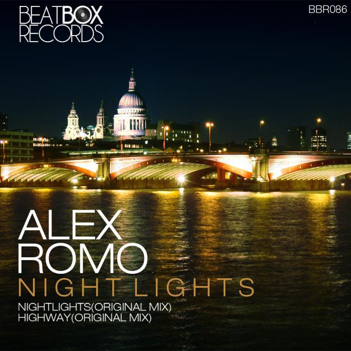 ROMO, Alex - Night Lights
