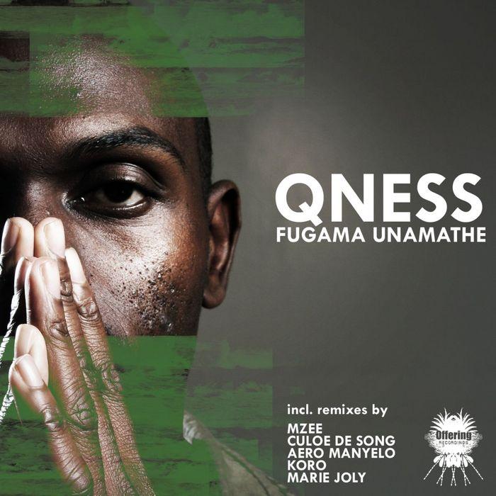 QNESS feat OLUHLE - Fugama Unamathe