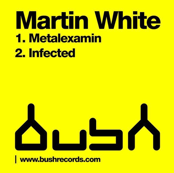 MARTIN WHITE - Metalexamin