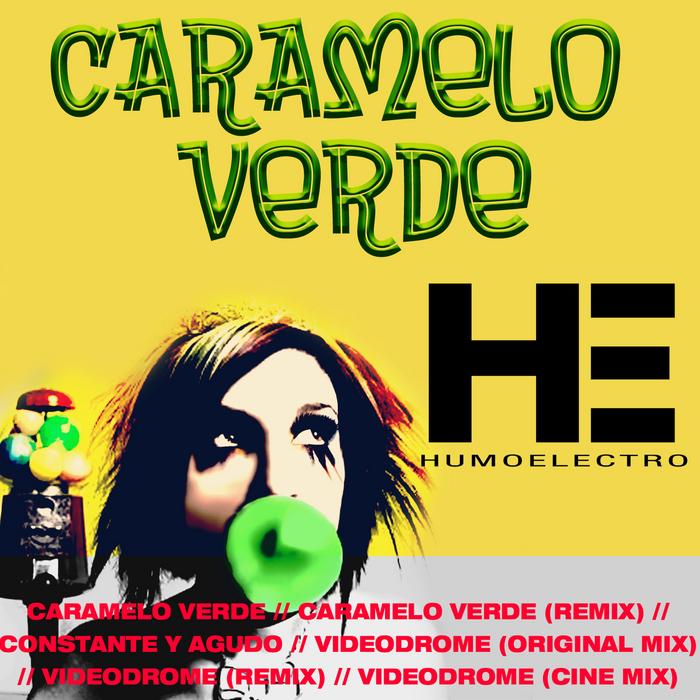 HUMO ELECTRO - Caramelo Verde
