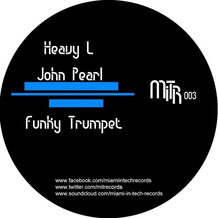 HEAVY L/JOHN PEARL - Funky Trumpet