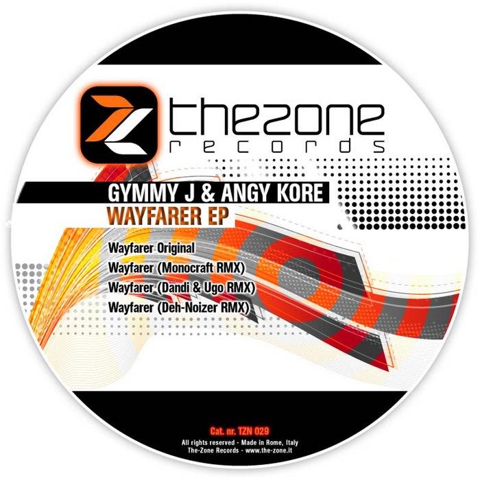 GYMMY J/ANGY KORE - Wayfarer EP