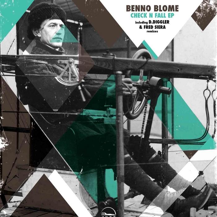 BENNO BLOME/VARIOUS - Check N Fall (EP)