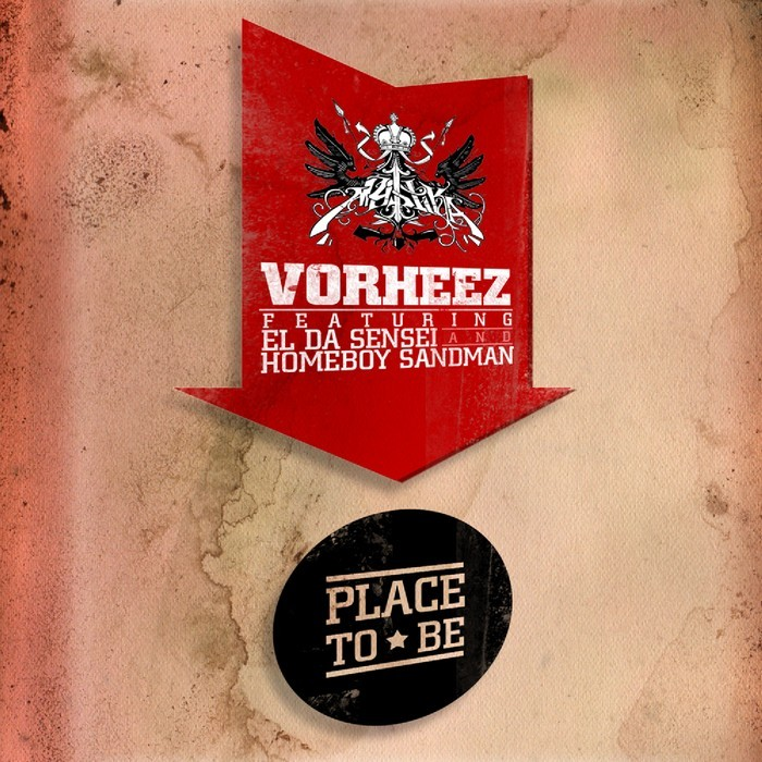 VORHEEZ - Place To Be (Single)