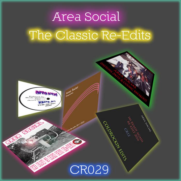 AREA SOCIAL - The Classic Re-edits
