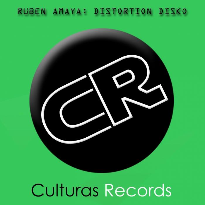 AMAYA, Ruben - Distortion Disko