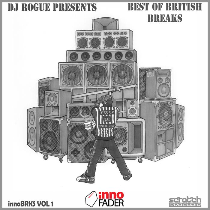 DJ ROGUE - Best Of British Breaks
