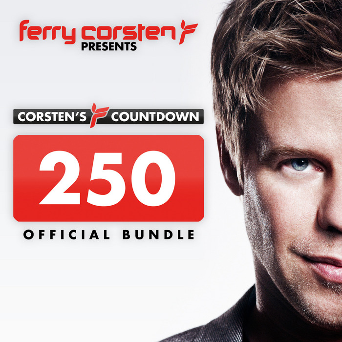 FERRY CORSTEN/VARIOUS - Ferry Corsten Presents Corstenas Countdown 250 Official Bundle