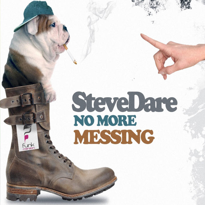 STEVE DARE - No more messing EP