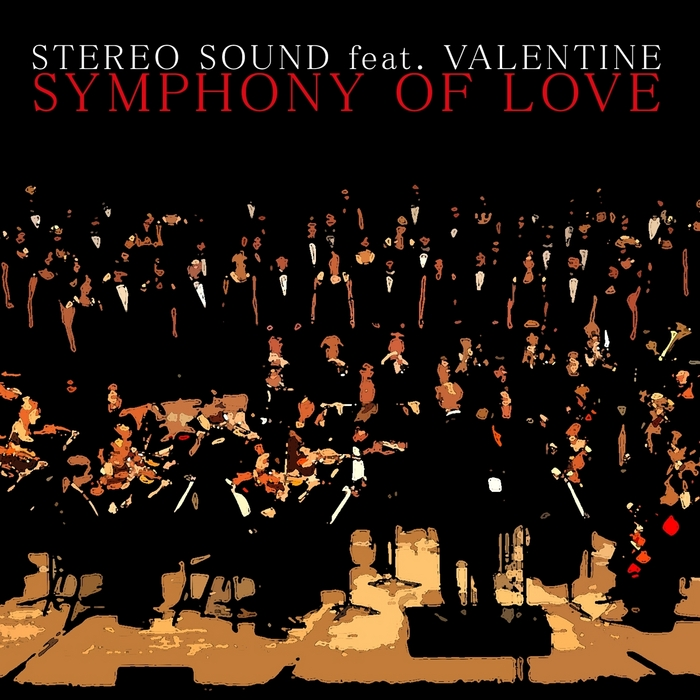 STEREO SOUND feat VALENTINE - Symphony Of Love