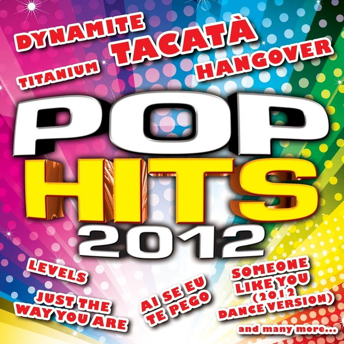 VARIOUS - Pop Hits 2012