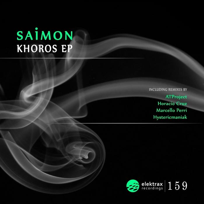 SAIMON - Khoros EP