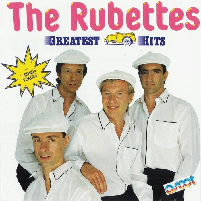 RUBETTES, The - The Rubettes' Greatest Hits