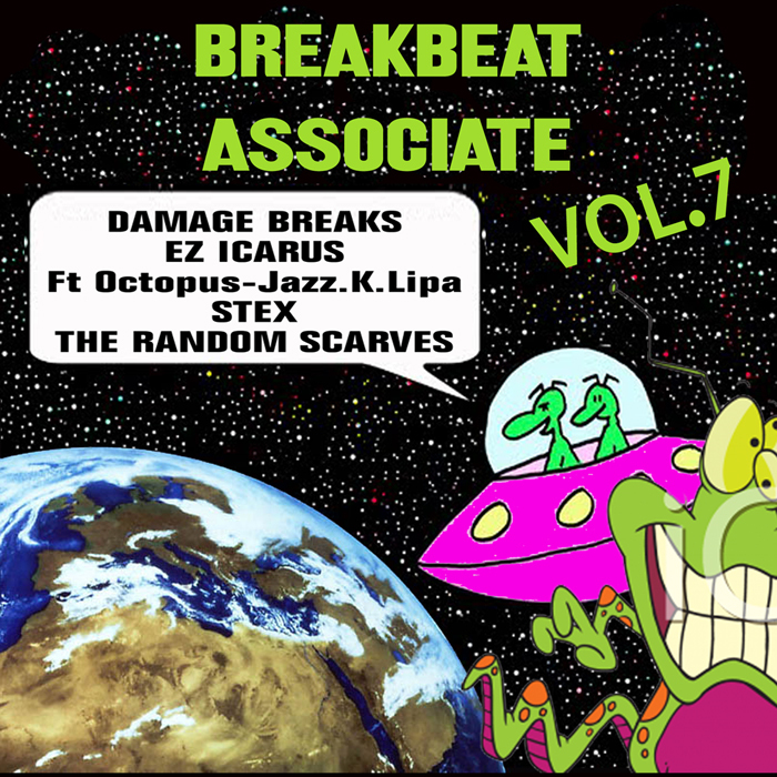 VARIOUS - Breakbeat Associate Vol 7