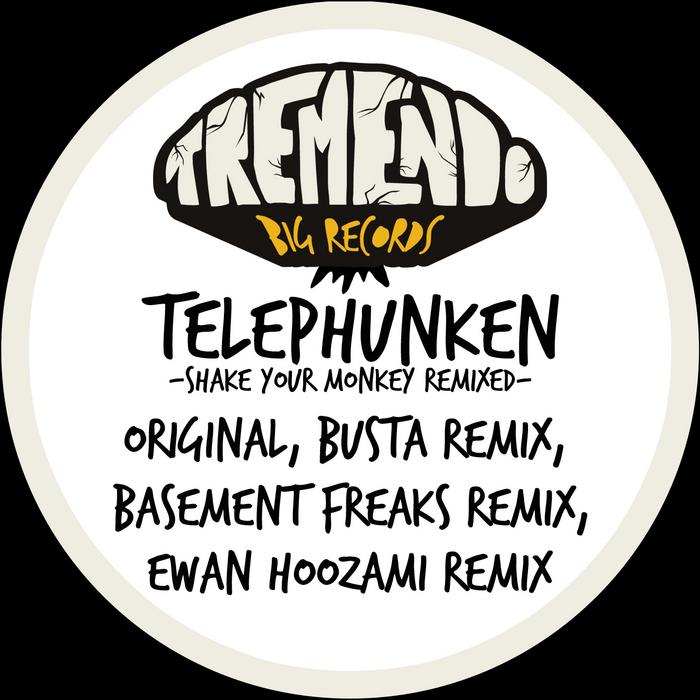 TELEPHUNKEN - Shake Your Monkey remixed