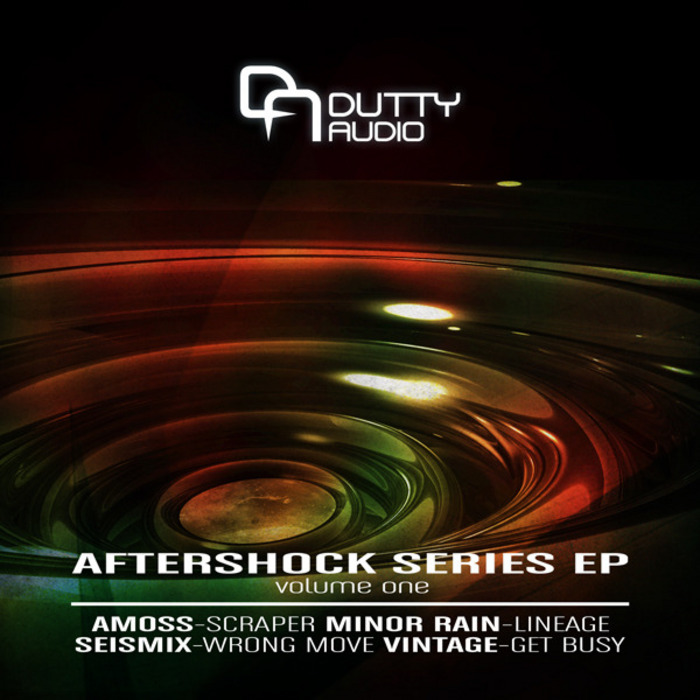AMOSS/MINOR RAIN/SEISMIX/VINTAGE - Aftershock Series EP Volume One