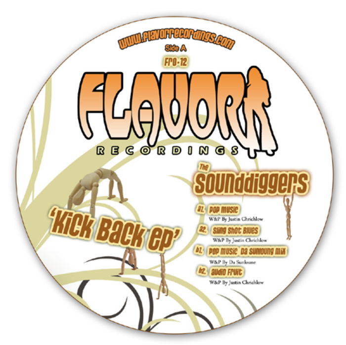 SOUND DIGGERS, The - Kick Back EP