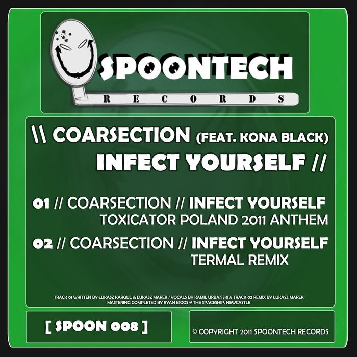COARSECTION - Infect Yourself