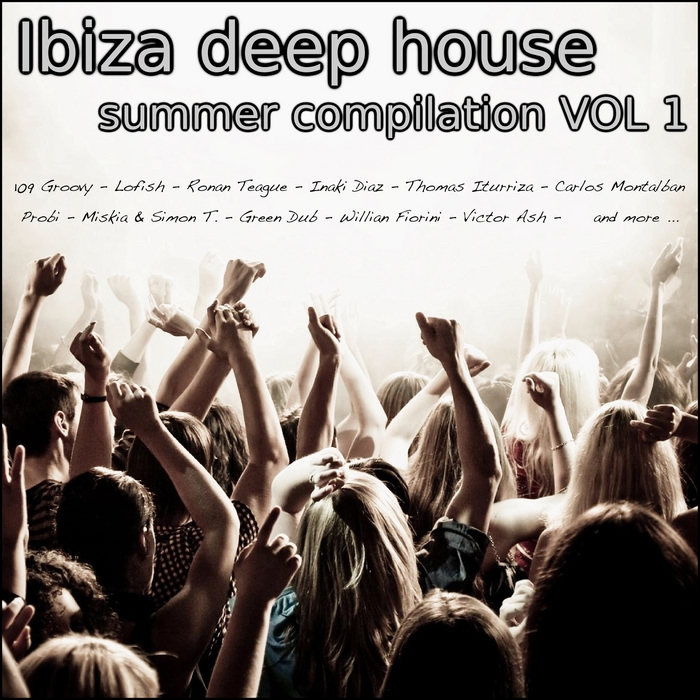 VARIOUS - Ibiza Deep House Summer Compilation 2012 (Selected Deep House Works 2012)