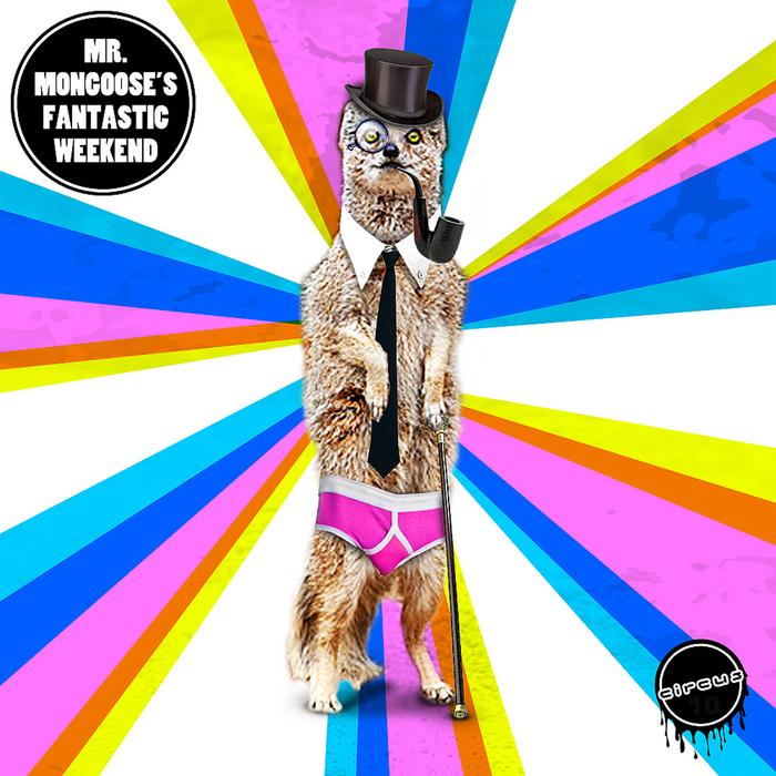 DOCTOR P/DILLON FRANCIS/FUNTCASE/FIGURE/501/BROWN/GAMMON - Mr Mongoose's Fantastic Weekend EP