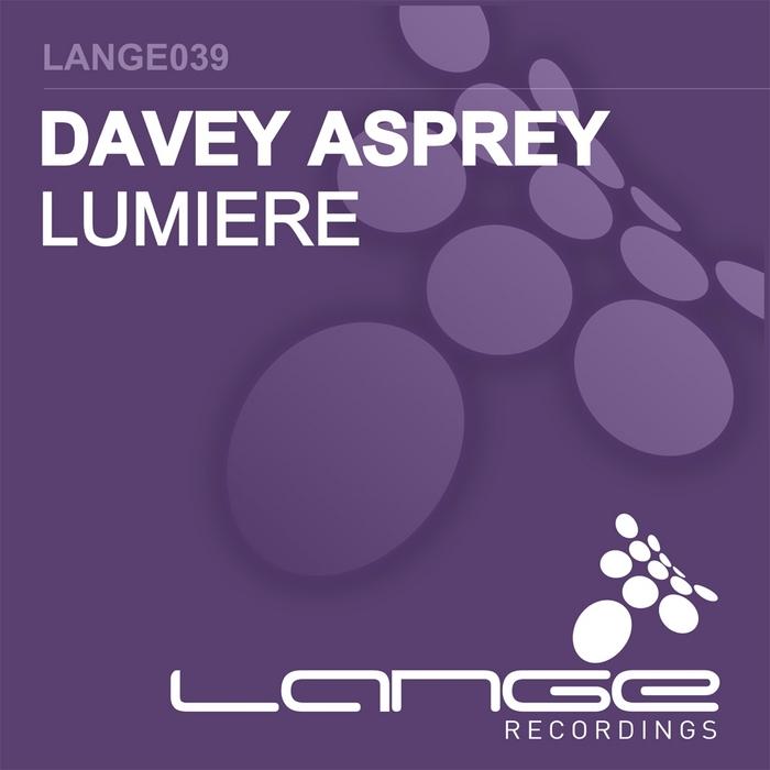 DAVEY ASPREY - Lumiere