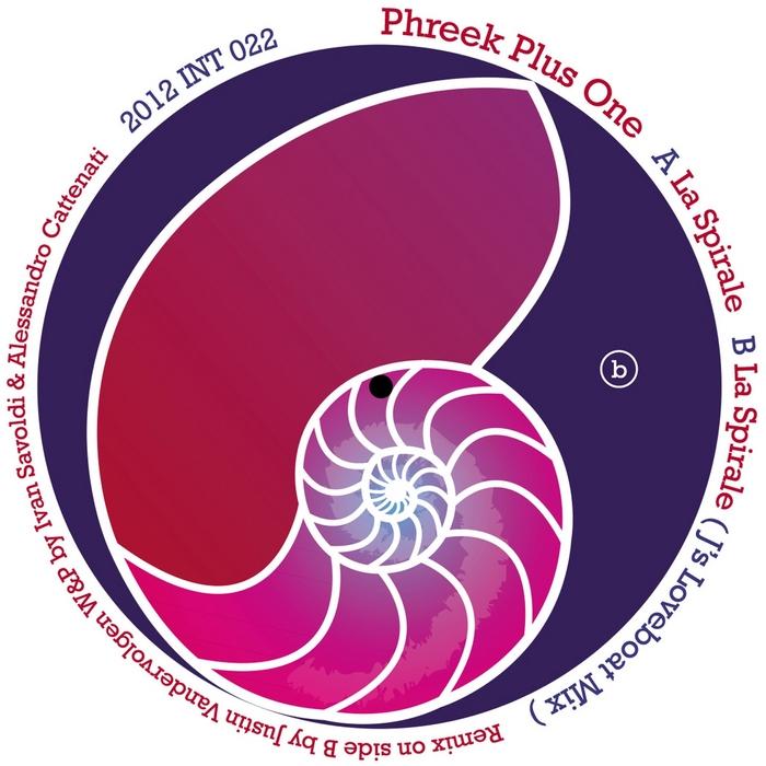 PHREEK PLUS ONE - La Spirale
