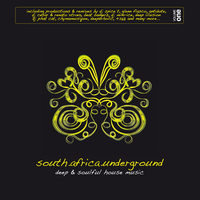 VARIOUS - South Africa Underground Vol 1: Deep & Soulful House Music