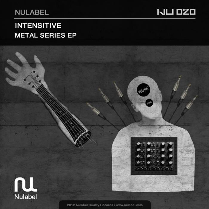 INTENSITIVE - Metal Series EP