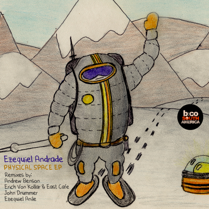 EZEQUIEL ANDRADE - Physical Space