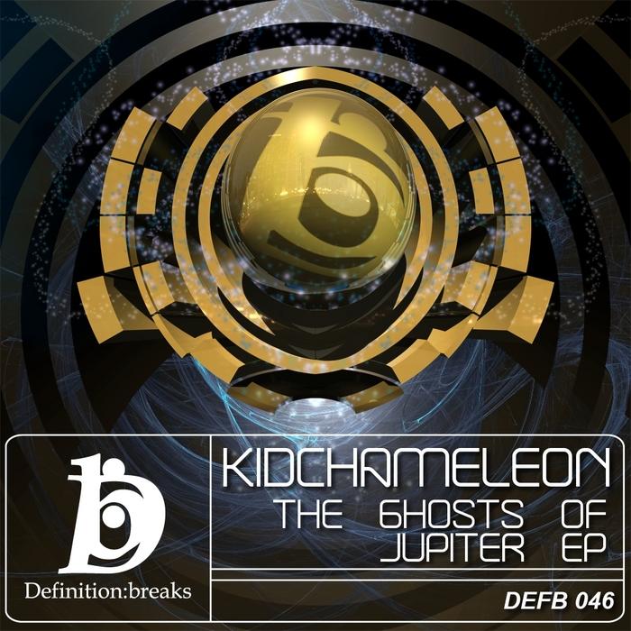KIDCHAMELEON - The Ghosts Of Jupiter EP