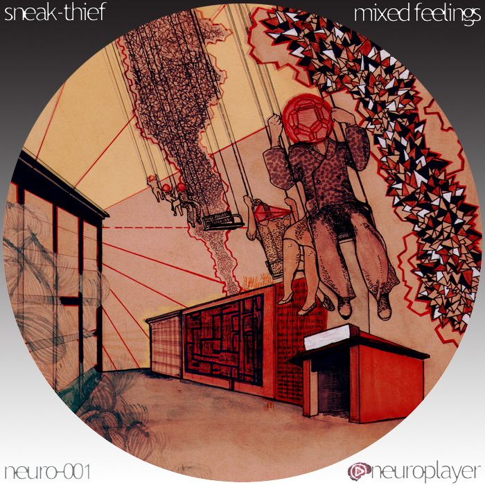 SNEAK THIEF - Mixed Feelings LP