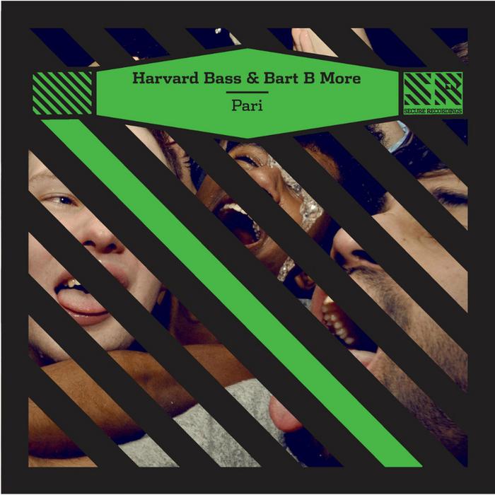 HARVARD BASS/BART B MORE - Pari