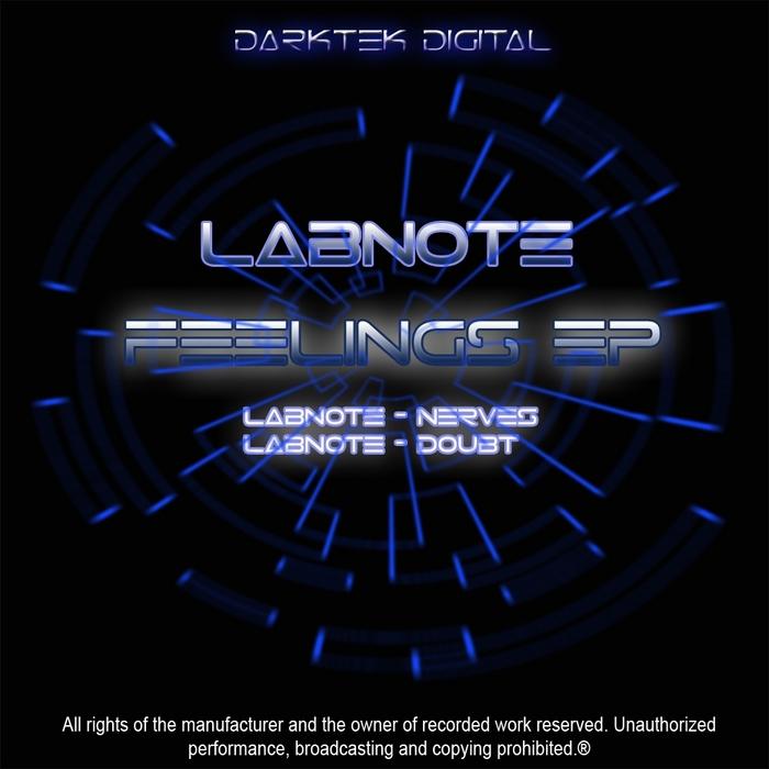 LABNOTE - Feelings EP